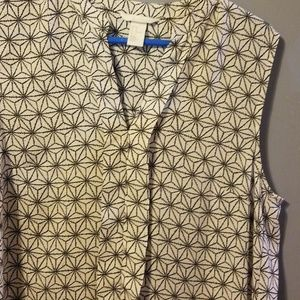 H&M Tops - H&M size 14 printed tunic top